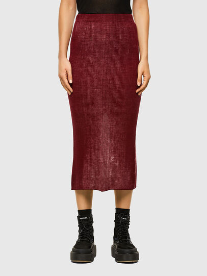 Diesel - M-ISLA, Brown - Skirts - Image 1