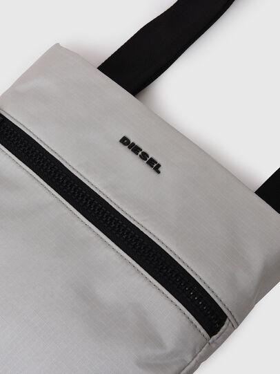 Diesel - F-URBHANITY CROSS, Silver - Crossbody Bags - Image 5
