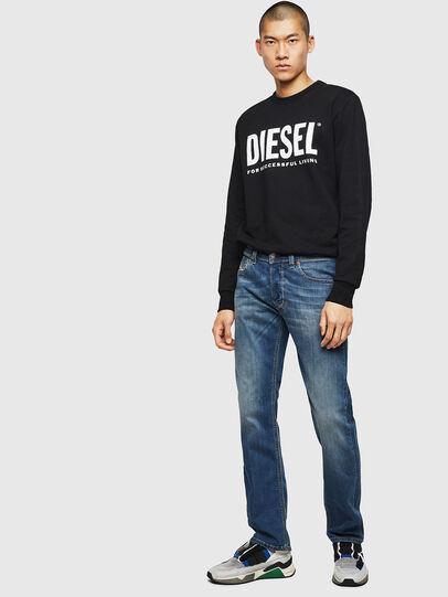 Diesel - Larkee 083AA, Medium blue - Jeans - Image 5