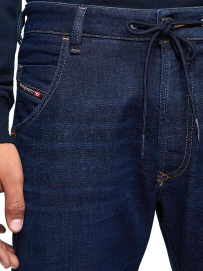Diesel - Krooley JoggJeans® Z69VI, Dark Blue - Jeans - Image 4