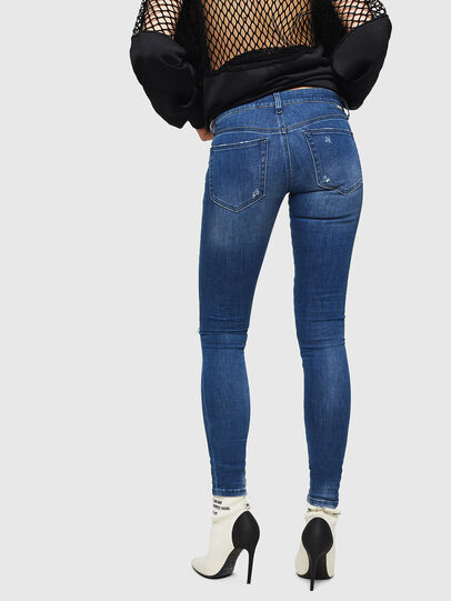 Diesel - Slandy Low 089AI,  - Jeans - Image 2