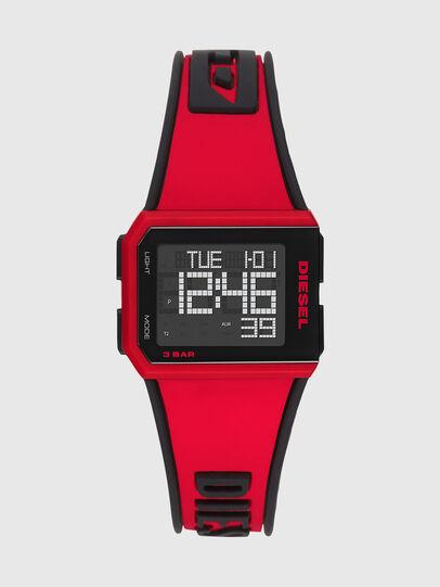 Diesel - DZ1923, Red/Black - Timeframes - Image 1