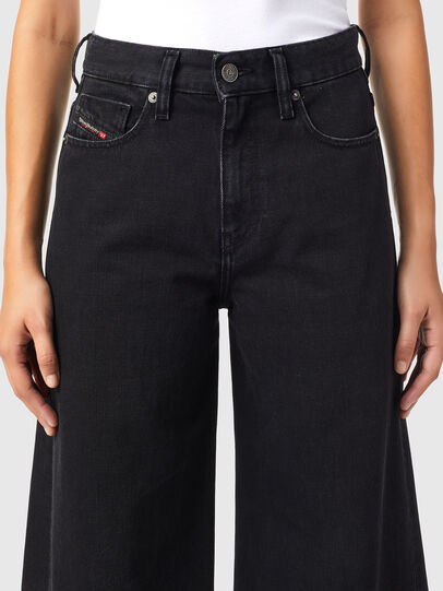 Diesel - D-Akemi Z09RL, Black/Dark grey - Jeans - Image 3