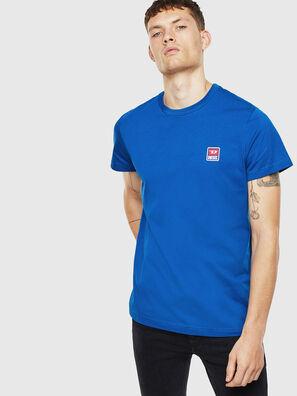 T-DIEGO-DIV, Blue - T-Shirts