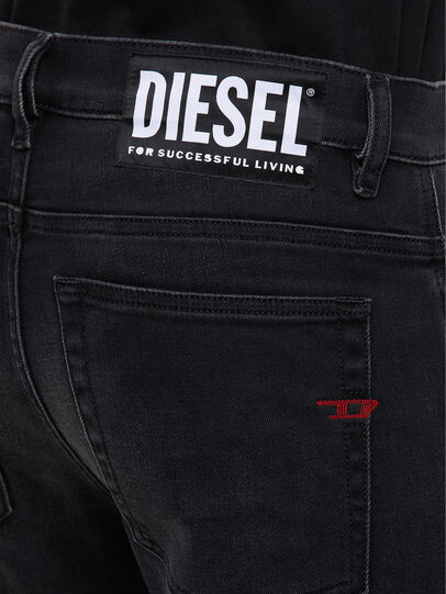 Diesel - S-UMMERPO, Black - Sweaters - Image 6