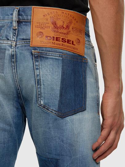 Diesel - D-Strukt 009HZ, Light Blue - Jeans - Image 4