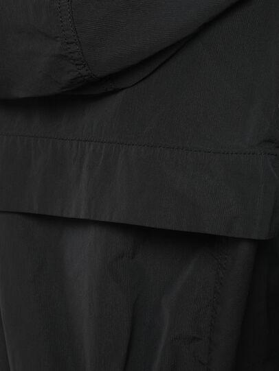 Diesel - D-JEM JOGGJEANS, Black/Dark grey - Denim Jackets - Image 4