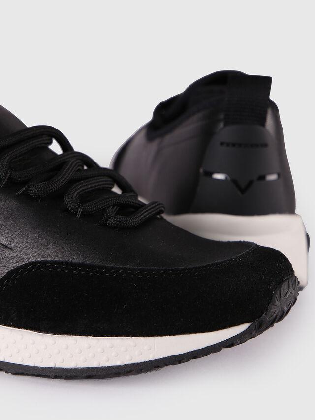 Diesel - S-KBY, Black Leather - Sneakers - Image 5