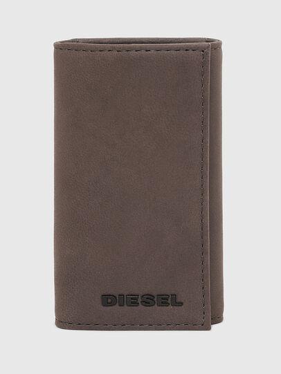 Diesel - KEYCASE P, Dark grey - Bijoux and Gadgets - Image 1