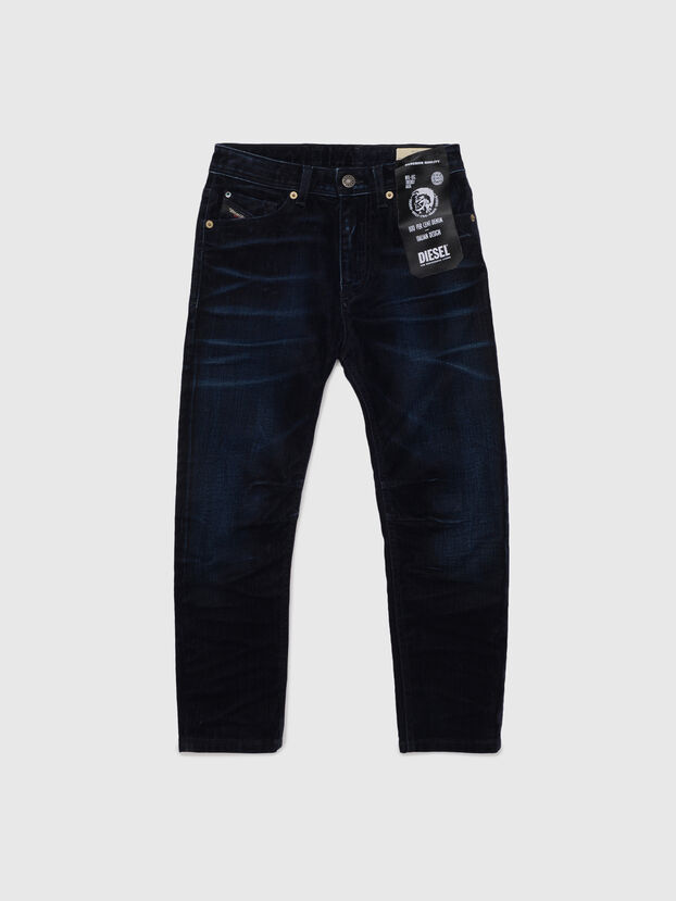 NARROT-R-J-N, Dark Blue - Jeans
