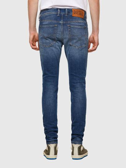 Diesel - Sleenker 09A60, Medium blue - Jeans - Image 2
