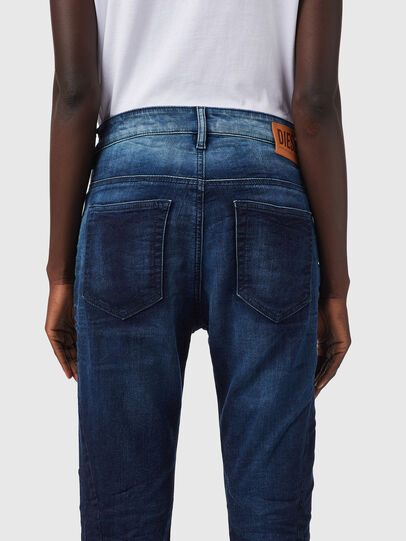 Diesel - Fayza JoggJeans® 069XX, Dark Blue - Jeans - Image 4