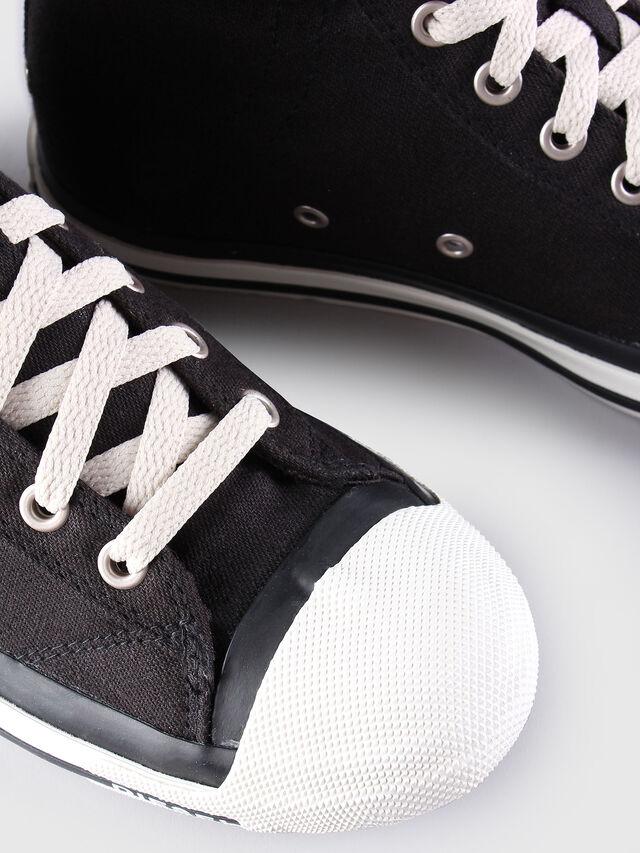 Diesel - EXPOSURE W, Black/White - Sneakers - Image 4