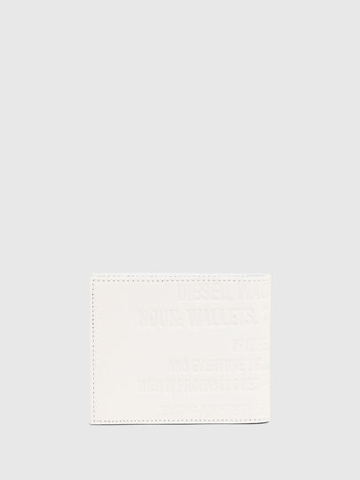 Diesel - HIRESH S, White - Small Wallets - Image 2