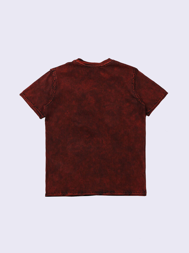 Diesel - TIFFOR, Bordeaux - T-shirts and Tops - Image 2