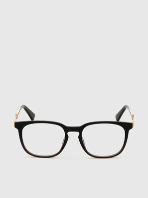 DL5349, Black/Yellow - Eyeglasses
