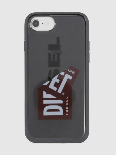 Diesel - STICKER IPHONE 8 PLUS/7 PLUS/6s PLUS/6 PLUS CASE, Black - Cases - Image 2