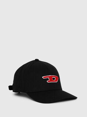 C-DIGRA, Black - Caps