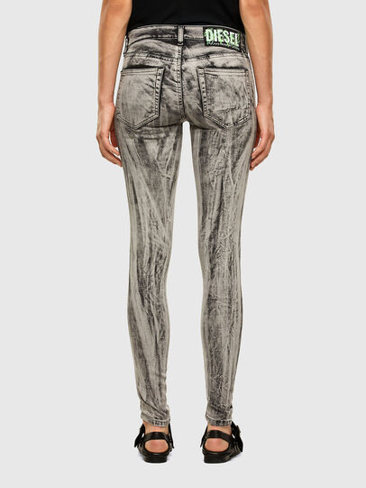 Diesel - Slandy 069NH, Light Grey - Jeans - Image 2