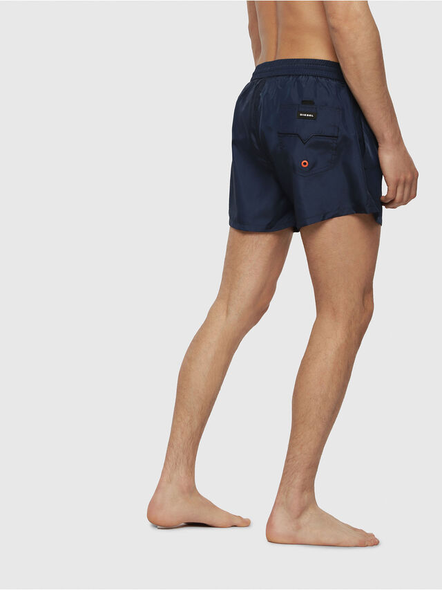 Diesel - BMBX-SANDY 2.017, Dark Blue - Swim shorts - Image 2
