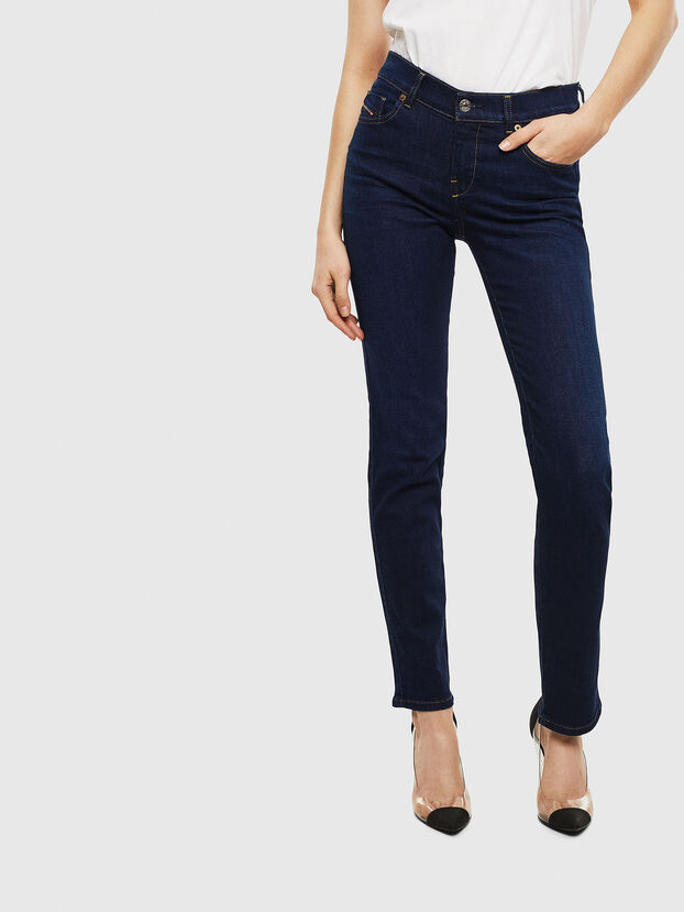 Sandy 0095Y, Dark Blue - Jeans