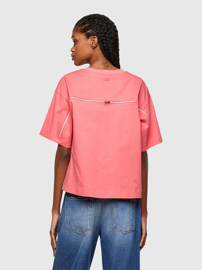 Diesel - T-BOWLY-A1, Pink - Tops - Image 2