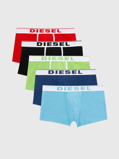 Diesel - UMBX-DAMIENFIVEPACK, Multicolor - Trunks - Image 4