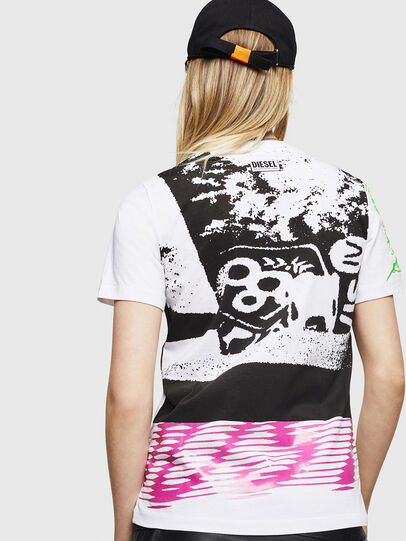 Diesel - T-SILY-WU,  - T-Shirts - Image 2