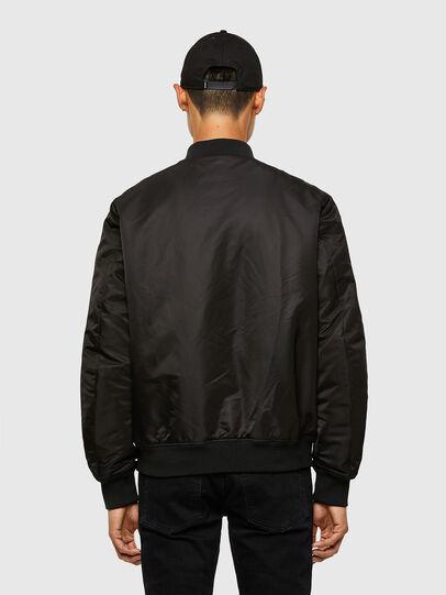 Diesel - J-SCHMIDZ, Black - Jackets - Image 2