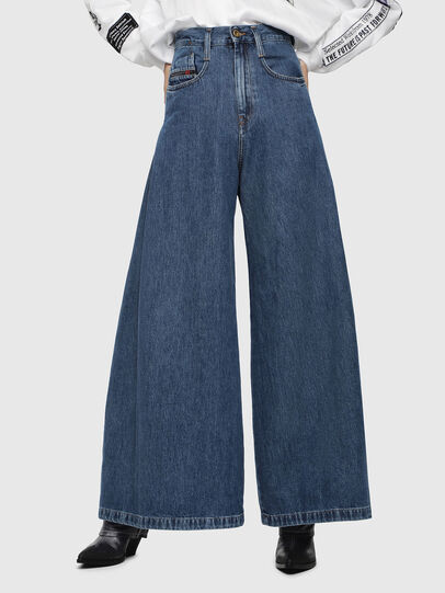 Diesel - D-Izzier 080AQ,  - Jeans - Image 1