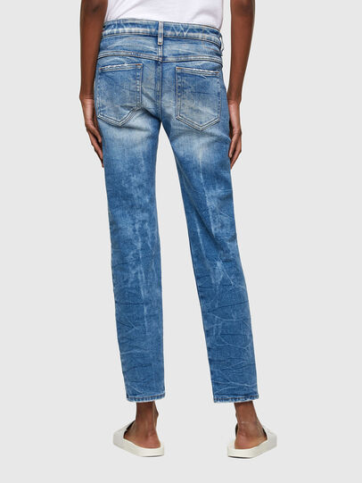 Diesel - D-Rifty 009MV, Light Blue - Jeans - Image 2