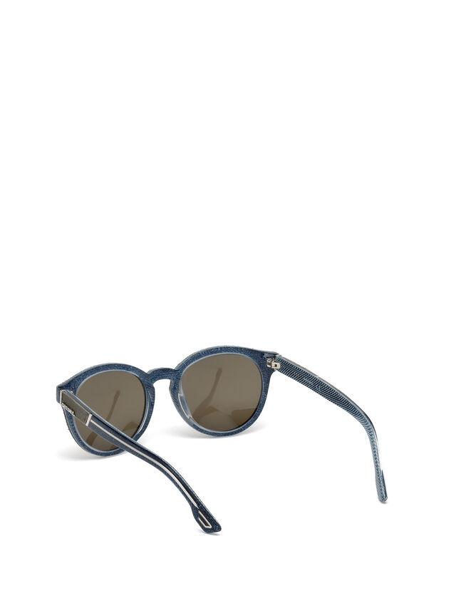 Diesel - DM0199, Green - Eyewear - Image 2