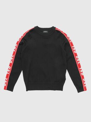 KTRACKBY, Black/Red - Knitwear