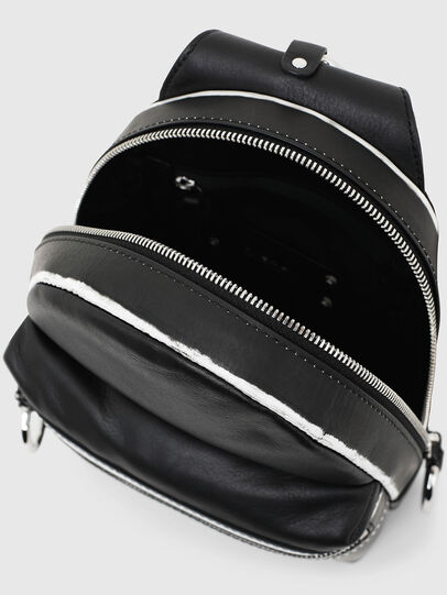 Diesel - ZANE', Black/White - Backpacks - Image 5