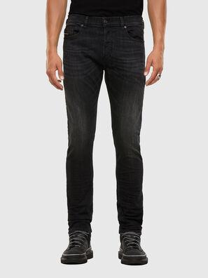D-Luster 009EN, Black/Dark grey - Jeans