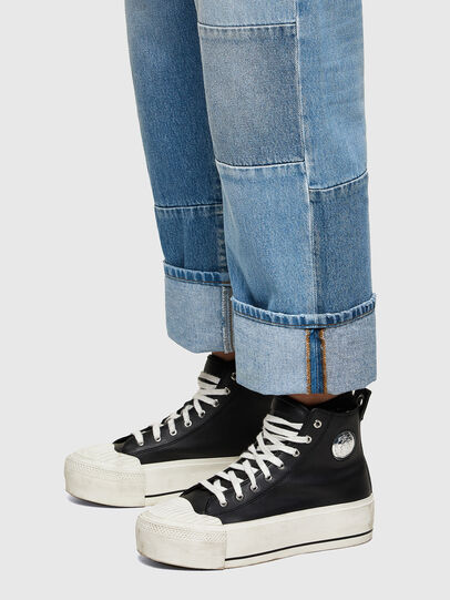 Diesel - D-Reggy 009ND, Light Blue - Jeans - Image 4