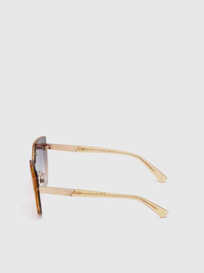 Diesel - DL0258, Pink - Sunglasses - Image 3