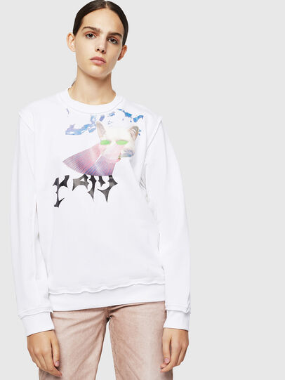 Diesel - F-LYANY-G,  - Sweaters - Image 1