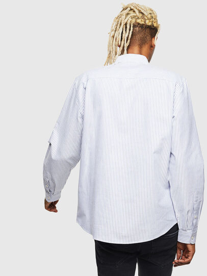 Diesel - S-JAMES-A, White - Shirts - Image 2