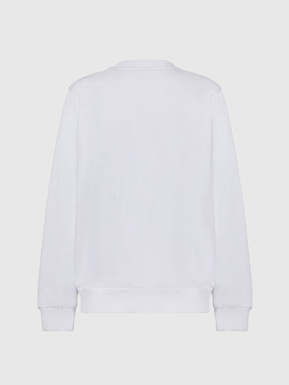 Diesel - F-ANG-K10, White - Sweaters - Image 2