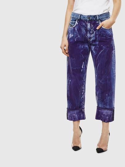 Diesel - D-Reggy 069NW, Medium blue - Jeans - Image 1
