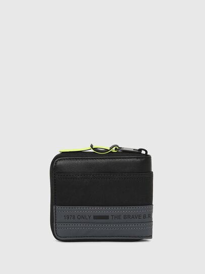 Diesel - ZIPPY HIRESH S, Black/Blue - Zip-Round Wallets - Image 2