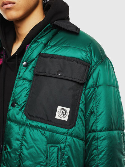 Diesel - J-WELLES,  - Winter Jackets - Image 3