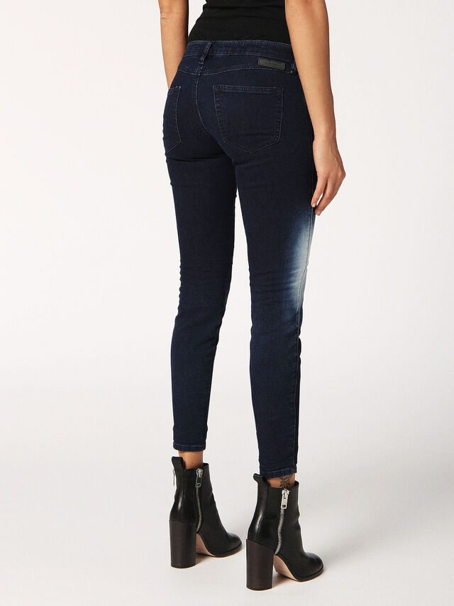 GRACEY JOGGJEANS 0687D, Dark Blue