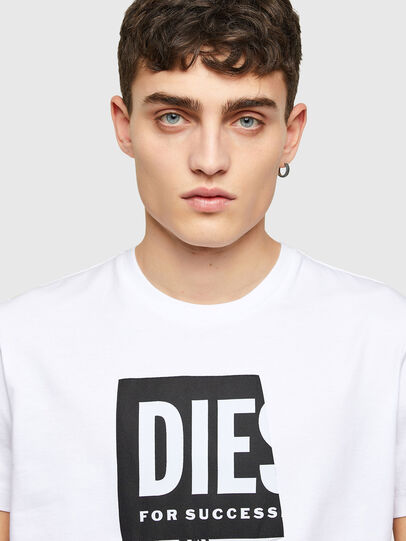 Diesel - T-DIEGOS-LAB,  - T-Shirts - Image 3