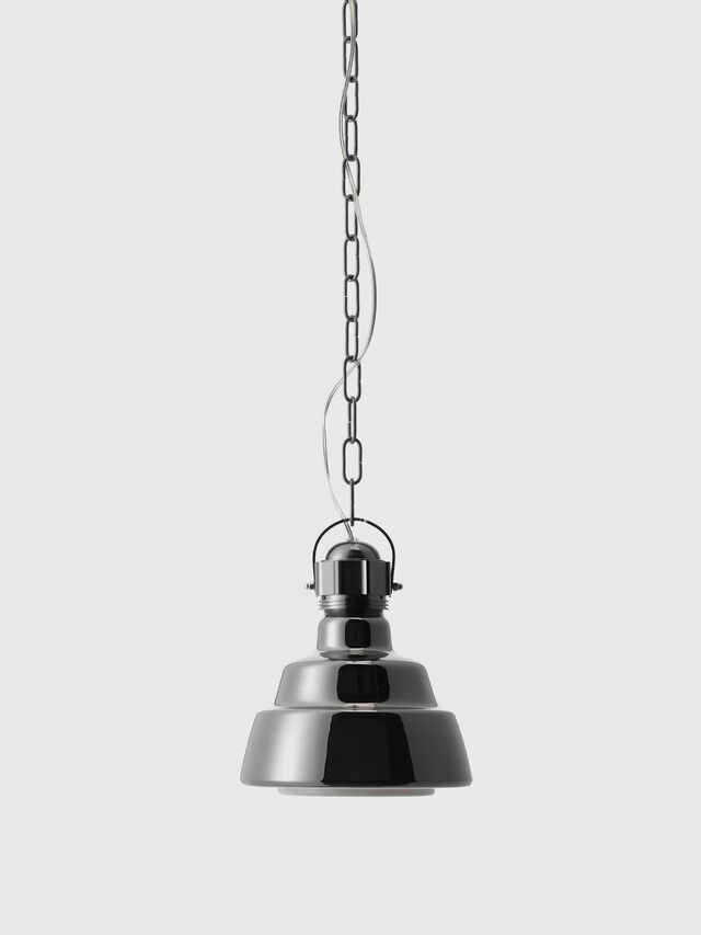 Diesel - GLAS PICCOLA, Silver - Hang Lighting - Image 1
