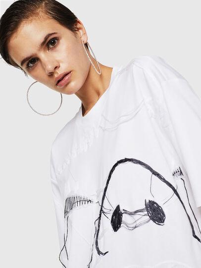 Diesel - TELIX,  - T-Shirts - Image 4