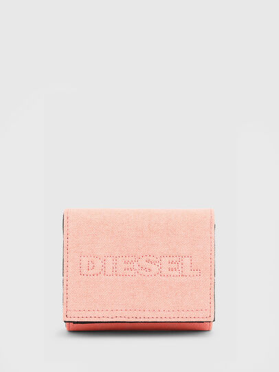 Diesel - LORETTA, Peach - Small Wallets - Image 1