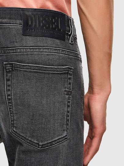Diesel - D-Amny 09A18, Black/Dark grey - Jeans - Image 3
