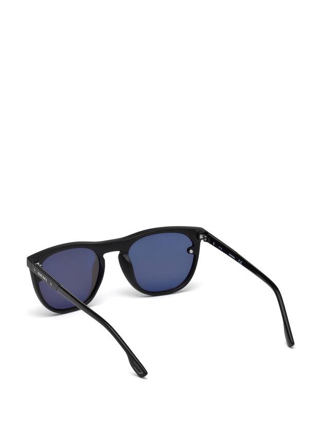 Diesel - DL0217, Black - Eyewear - Image 2